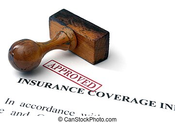 -, copertura assicurazione, approvato