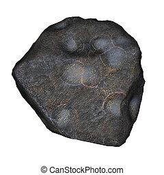 -, meteora, render, 3d