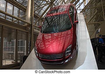010, auto, mostra, trasporto, automobile