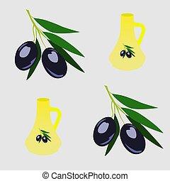 13, oliva