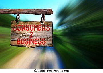 2, consumatori, affari