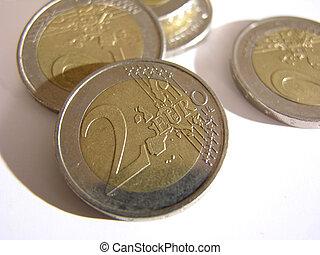 2, euro