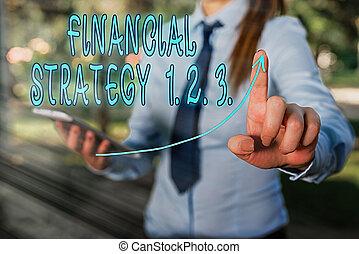 2., punta freccia, concettuale, context, digitale, acumi, sviluppo, concept., scrittura, costruire, denoting, crescita finanziaria, foto, showcasing, strategia, curva, mano, 3.., 1, esposizione, affari