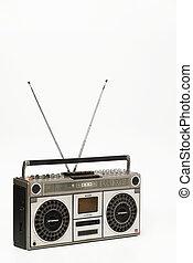 2, radio, retro