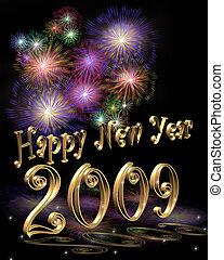 2009, anno nuovo
