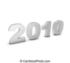 2010, anno nuovo