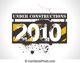 2010, anno nuovo, fondo