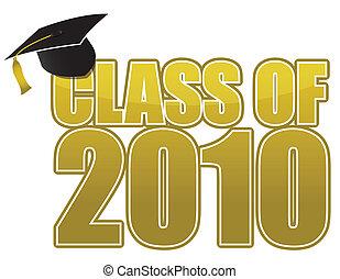 2010, graduazione