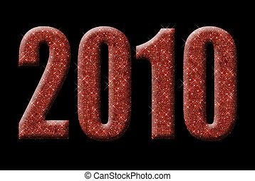 2010, rosso