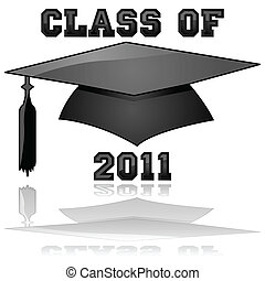 2011, classe, graduazione