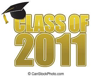 2011, graduazione