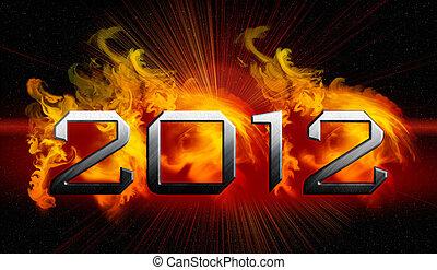 2012, apocalisse, anno