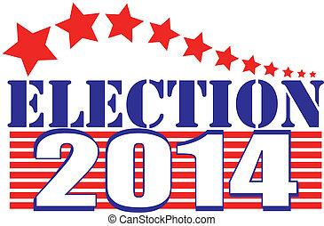 2014, elezione, strisce stelle