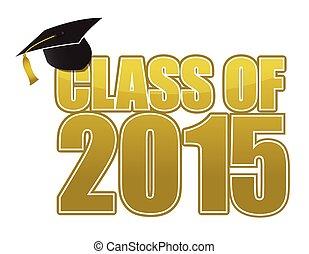 2015, graduazione
