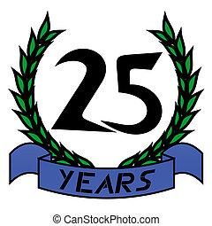 25, anno