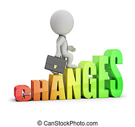 3d, -, changes, persone, piccolo