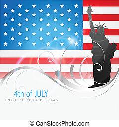 4 luglio, giorno, indipendenza