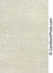abbronzatura, tela ruvida, vendemmia, grigio, struttura, lino, fondo, naturale, beige, giallastro
