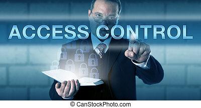 accesso, controllo, sicurezza, urgente, amministratore