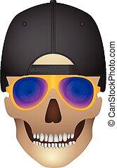 accessori, cranio