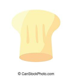 accessorio, cappello chef