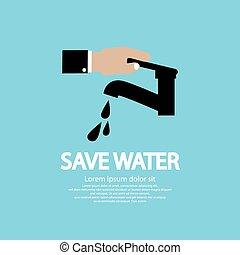 acqua, conservation.