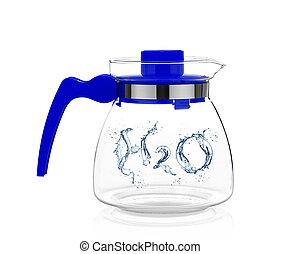 acqua, h2o, gocce, modellato