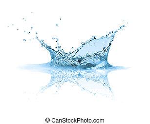 acqua, schizzi