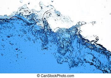 acqua, schizzo