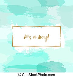acquazzone bambino, disegno, cartolina auguri