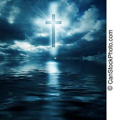 acque, croce