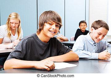 adolescenti, scuola