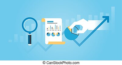 affari, analisi, ricerca