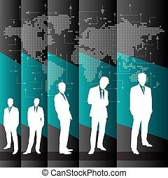 affari globali, fondo