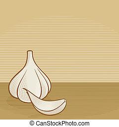 aglio, woodcut