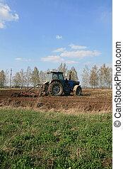 agricolo, lavoro
