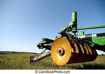 agricoltura, macchinario