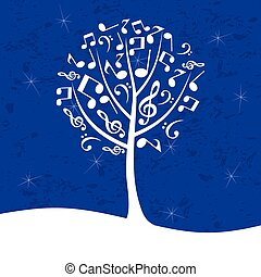 albero, musicale