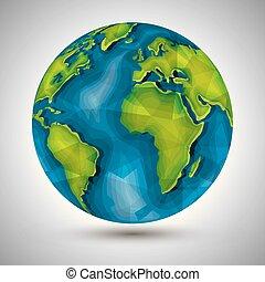 ambiente, pianeta, proteggere, ecologia, conservazione