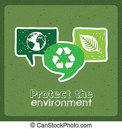 ambiente, proteggere