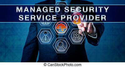 amministrato, servizio, spinta, direttore, fornitore, sicurezza