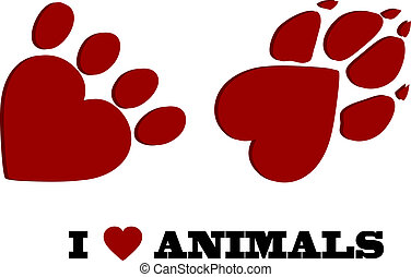 amore, animale