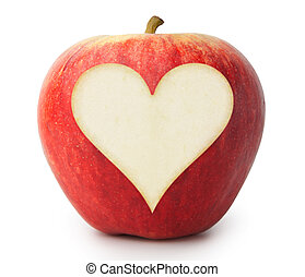 amore, mela