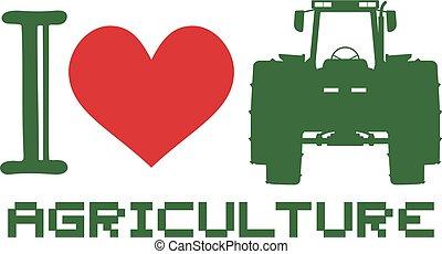 amore, simbolo, agricoltura