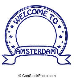 amsterdam, benvenuto