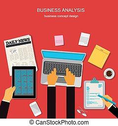 analisi, affari