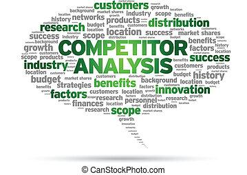 analisi, concorrente