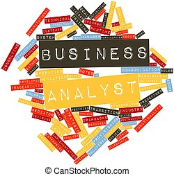 analista, affari