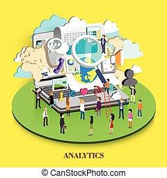 analytics, concetto