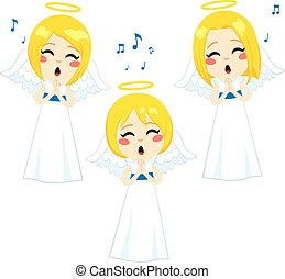 angeli, bello, canto